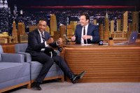 VIDEO: Anthony Mackie Shows Off Karaoke Skills on TONIGHT SHOW