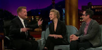 VIDEO: Natalie Dormer & Ty Burrell Visit CBS's LATE LATE SHOW
