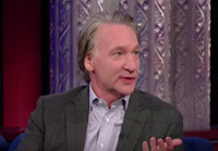 VIDEO: Stephen Attempts to Convert Bill Maher on LATE SHOW