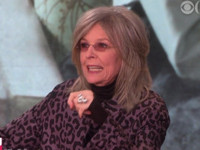 VIDEO: Diane Keaton Reveals Crush on Jason Derulo on THE TALK