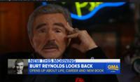 VIDEO: Burt Reynolds Dishes on Love Life, Career & More on GMA