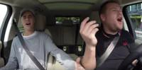 VIDEO: Sneak Peek - Justin Bieber Returns for Carpool Karaoke on Tonight's JAMES CORDEN!