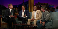 VIDEO: Harry Connick Jr, Ethan Hawke & Anthony Anderson Visit JAMES CORDEN