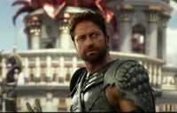 VIDEO: First Look - Gerard Butler in Trailer for GODS OF EGYPT