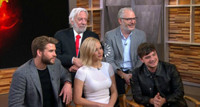 VIDEO: THE HUNGER GAMES Stars Dish on 'Mockingjay - Part 2' on GMA