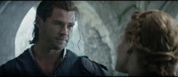 VIDEO: First Look - Chris Hemsworth & Charlize Theron Star in THE HUNTSMAN WINTER'S WAR