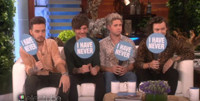 VIDEO: One Direction Plays 'Never Have I Ever' on ELLEN