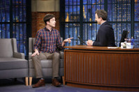 VIDEO: John Mulaney Talks New Comedy Special, Donald Trump & More on LATE NIGHT