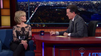 VIDEO: Jane Fonda Explains Her 'Youth' on the LATE SHOW