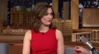 VIDEO: Rachel Weisz Teaches Jimmy How to Pronounce Michael Caine on TONIGHT