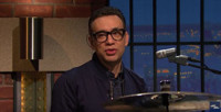 VIDEO: Fred Armisen's Extremely Accurate TV Recaps: The Originals on LATE NIGHT