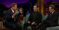 VIDEO: Bryan Cranston's 'Trumbo' Is Personal to Joseph Gordon-Levitt on LATE LATE SHOW