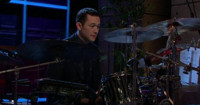 VIDEO: Joseph Gordon-Levitt Takes Over the Drums on LATE LATE SHOW