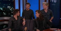 VIDEO: One Direction Discusses Being in Hollywood on KIMMEL