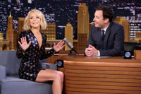 VIDEO: Kelly Ripa Talks Star on Walk of Fame & More on TONIGHT SHOW