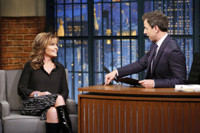 VIDEO: Sarah Palin Looks Back on Her Famous SNL Cameo on LATE NIGHT
