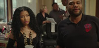 VIDEO: First Look - Nicki Minaj & More Star in BARBERSHOP: THE NEXT CUT