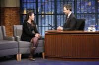 VIDEO: America Ferrera Talks New Show 'Superstore' on LATE NIGHT