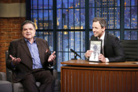 VIDEO: Oliver Platt Talks New NBC Series CHICAGO MED on 'Late Night'