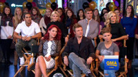 VIDEO: DANCING WITH THE STARS Champions & More Visit GMA