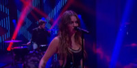 VIDEO: Tove Lo Performs 'Moments' on LATE LATE SHOW