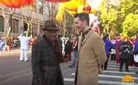 VIDEO: Andy Grammer Talks Thanksgiving Traditions on TODAY