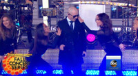 VIDEO: Pitbull Rocks Times Square with Latest Single 'FREE.K'