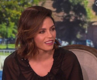 VIDEO: Jenna Dewan Tatum Dishes on Sofia Vergara's Wedding on THE TALK
