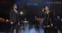 VIDEO: Adam Lambert & Leona Lewis Perform 'Girl Crush' on 2015 CMT ARTISTS OF THE YEAR