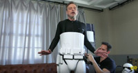 VIDEO: STAR WARS' Mark Hamill Goes Undercover as Stormtrooper to Announce Contest