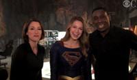 VIDEO: Melissa Benoist & Cast of SUPERGIRL Thank Fans for Full Season Pickup!