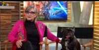 VIDEO: Carrie Fisher Talks Return to STAR WARS on GMA