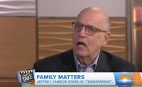 VIDEO: Jeffrey Tambor is 'The Luckiest Guy in the World' to Star on TRANSPARENT