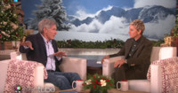 VIDEO: Harrison Ford Discusses Recent Plane Crash on ELLEN
