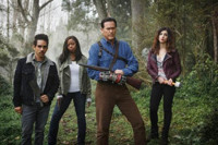VIDEO: Sneak Peek - 'Fire In the Hole' Episode of Starz's ASH VS EVIL DEAD