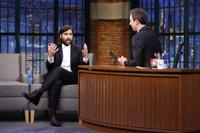 VIDEO: Jason Schwartzman Talks New Season of 'Mozart In the Jungle' on LATE NIGHT