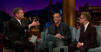 VIDEO: Tyler Oakley, Hank Azaria Visit CBS's LATE LATE SHOW