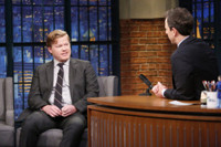 VIDEO: 'Fargo's Jesse Plemons Talks Stripping Down to His Tighty-Whities on LATE NIGHT