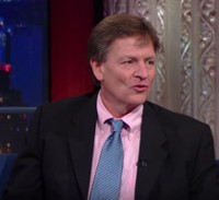 VIDEO: 'The Big Short' Writer Explains Why Bank Bailout Was a Mistake on COLBERT