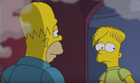 VIDEO: Sneak Peek - THE SIMPSONS Parodies 'Boyhood' This Sunday