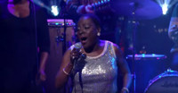 VIDEO: Sharon Jones & The Dap Kings Perform Holiday Classics on LATE SHOW