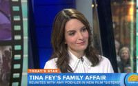 VIDEO: Tina Fey Talks SISTERS; Being an SNL 'Five Timer' & More