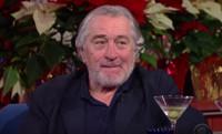 VIDEO: Robert De Niro Enjoyed a Cold Martini & Silence on LATE SHOW