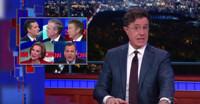 VIDEO: Stephen Colbert Reflects on CNN's GOP Debate