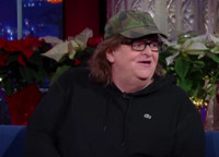 VIDEO: Michael Moore Talks New Film 'Where To Invade Next' on LATE SHOW
