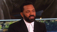 VIDEO: Mike Epps on Playing Richard Pryor in New Biopic: 'I'm Really Nervous & Scared'