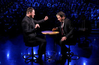 VIDEO: Channing Tatum Reveals Secret Role in 'The Hateful Eight' on TONIGHT