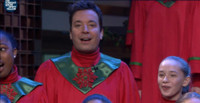 VIDEO: Jimmy Fallon & The Roots Join Young People's Chorus of NYC on Holiday Classic