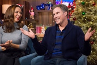 VIDEO: Maya Rudolph  & Will Ferrell Visit WATCH WHAT HAPPENS LIVE