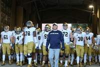 VIDEO: Season Finale of Showtime's A SEASON WITH NOTRE DAME FOOTBALL Airs Tonight